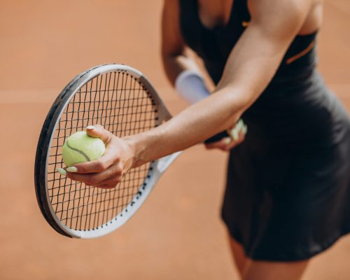 Upper class tennis maschile femminile